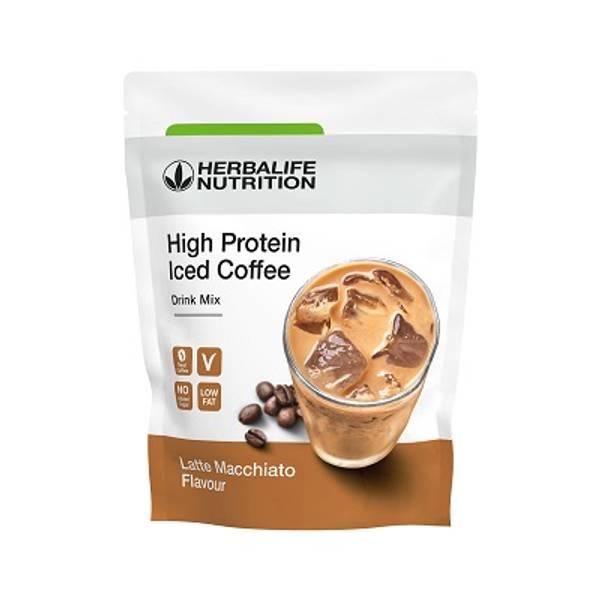 High Protein - Latte Macchiato - Iced Coffee